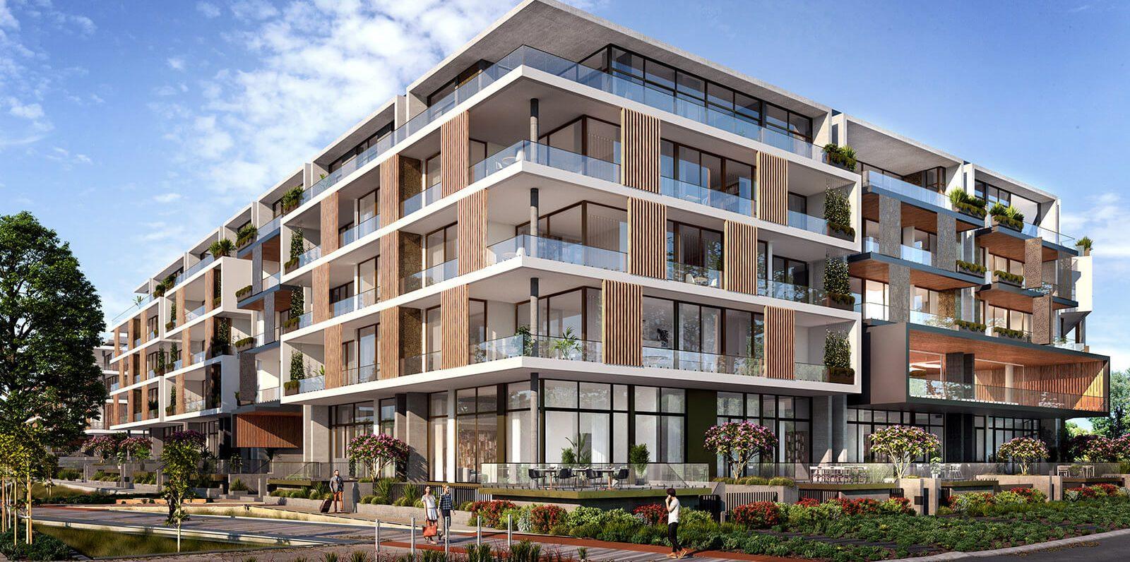 Eden Apartments West – BGC Construction